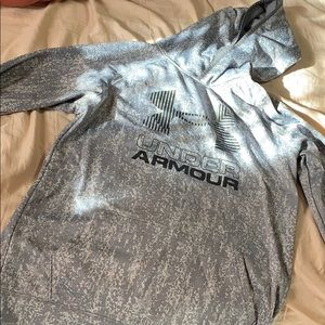 Youth under armor hoodie